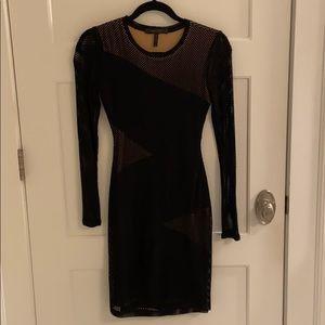 Long Sleeve BCBGMAXAZIRA dress